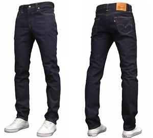 Genuine LEVIS Mens 511 Slim Fit Rock Cod *PREMIUM* stretch Jeans