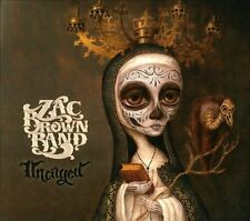 Zac Brown Band - Uncaged (Audio CD - 2012) NEW
