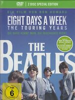 The Beatles: Eight Days a Week - The Touring Years (DVD-Special-Edt.,2 Disc,NEW)