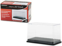 Acrylic Display Show Case with Plastic Base for 1:64 Scale Model - 55025