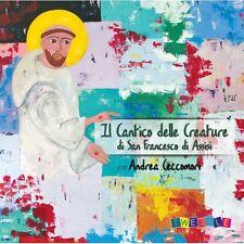 IL CANTICO DELLE CREATURE DI S.FRANCESCO DI ASSISI - CD NUOVO SIGILLATO