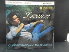 "CLIFF RICHARD E.P "" DREAM "" Or. UK COLUMBIA EX+ COND. IN Or.PIC SL."