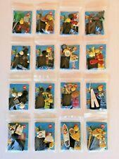LEGO® Minifigur Serie 2 - 8684 - komplette Serie - Neu + unbespielt + ungebaut