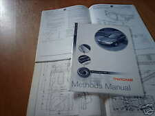 Body Repair Manual Renault Laguna 5 door 2001 on