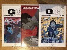 GENERATION GONE 3 4 5 Walking Dead Variant Cover Ales Kot Image Comics 2018