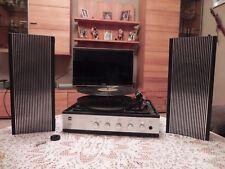 Dual P44  Dual 1210A  Plattenspieler/Wechsler m. Verstärker  70 er Jahre