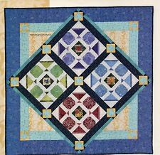 Table For Four Quilt Pattern Pieced/Paper Pieced CR