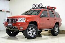 2003 Jeep Grand Cherokee LIFTED 4X4 OVERLAND