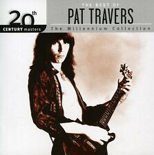 Pat Travers - 20th Century Masters: Millennium Collection [New CD]