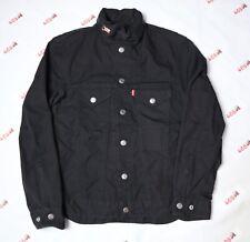 Levi's Jacket Adult Small Jean Style Black