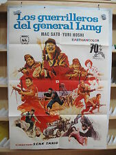31     LOS GUERRILLEROS DEL GENERAL LUNG