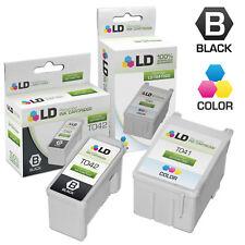 LD Remanufactured Epson T041/T040 2PK: 1 T041020 Color/1 T040120 Black