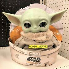 "Star Wars The Child BABY YODA 11"" Plush Figure The Mandalorian 2020"