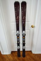 HEAD FINE THANG WOMEN'S SKIS SIZE 148 CM WITH HEAD BINDINGS