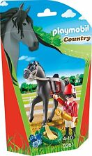 PLAYMOBIL 9261 - Jockey mit Pferd und Zubehör  NEU + OVP