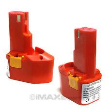 2 x 12V 2000mAh 2.0AH Battery for MILWAUKEE 12 VOLT Cordless Drill Power Tool