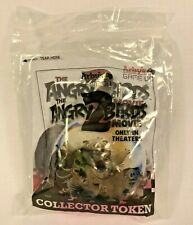 Arby's Angry Birds 2 Collector Token Unopened 2019 3+