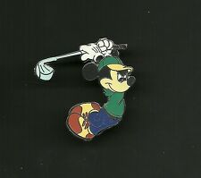 Mickey Mouse Playing Golf Splendid Walt Disney Pin A