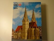 Kibri  Z   Artikel  B 6818 gr0sse Kirche  23x14x22 cm      - Neuware/OVP
