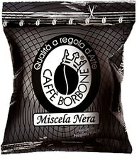 200 CAPSULE CAFFE' BORBONE MISCELA NERA ESPRESSO POINT OR