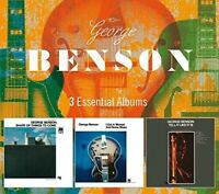 George Benson - 3 Essential Albums [New CD] Italy - Import