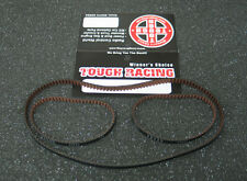 TOUGH RACING XRAY NT1 BELT SET(3) Side Front Rear replace 335441 335430 335450