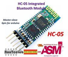 HC-05 MODULO BLUETOOTH Módulo inalámbrico de puerto serie HC05 para Arduino