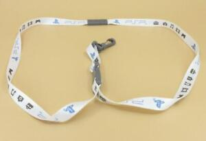 PlayStation PSP White and Grey Lanyard! Sony PlayStation Collectible