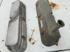 80's 90's REAL 5.0 FORD Small Block 302 Mustang  OEM Valve Covers Rat Hot Rod