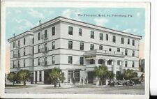 the florentine hotel,st petersburg florida postcard early 1900s