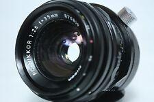 Nikon PC-NIKKOR 35mm f/2.8 Perspective Control Shift Manual Focus Lens Japan