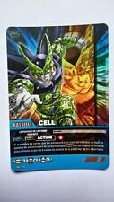Carte Dragon ball Z CeLL DB-991 Brillante / HOLO