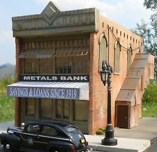 Downtown Deco O On30 Scale Gauge Best Sellers 3 Kit Combo Metals Bank Pattersons