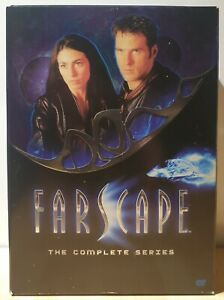 Farscape - The Complete Series (26-Disc) DVD Box Set - Region 1