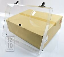 Org. Technics Haube Dust Cover1200/1210 MK2 NEW TTPA0683-1 replaces RGD0078BZ-Q