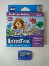 NEW SEALED VTEC INNOTAB SOFIA THE FIRST PROBLEM SOLVING, HELLO KITTY AND FRIENDS