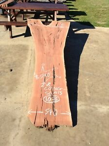 Redgum Slab No.103 Hardwood Timber