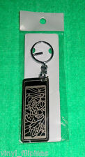 PRODUCT OF JAPAN:ZODIAC SIGN - LIBRA,STAINLESS,METAL,  KEYCHAIN,LIKE NEW