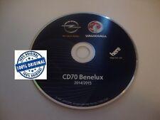 Opel Benelux CD70 DVD90 navigations disc 2014/2015