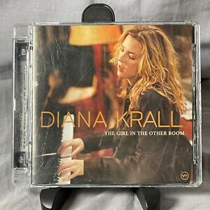 Diana Krall The Girl In The Other Room SACD 2004 Super Audio CD