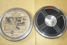 Defa Heimfilm 209 Tor... Tor... 8mm s/w 60m !