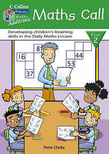Maths Call: Year 2 File by Clarke, Peter