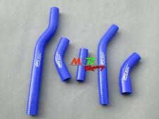 for YAMAHA YZF250 YZ250F 2006 silicone radiator hose BLUE