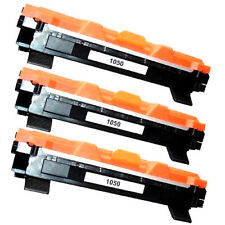 3 TONER PER BROTHER TN1050 HL1110 MFC1810 MFC1910 DCP1510 1512 DCP1515