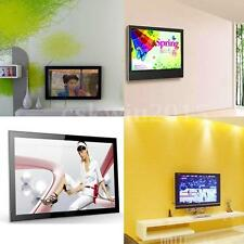 "Durable Holder LCD LED Monitor TV Bracket wall Mount For 14 17 19 20 21 23 24"""