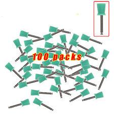 100PCS Dental Teeth Latch type Polishing Polisher Lucidatura Prophy Cups Soft IT