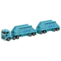 Takara Tomy / Tomica No.129 UBE Industries Doubles Trailer