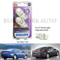 3 PCS Philips LED Brake Light Package 7443 7440 for Honda Accord EURO R CU2 CL9