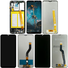 For Samsung Galaxy A10 A10e A10s LCD Touch Screen Digitizer Replacement Frame