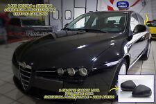Calotte per Alfa Romeo 159 Specchietti Carbonio Nere tuning calotta carbon kit 2